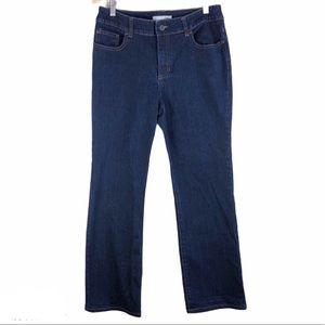 Chico's Platinum Ultimate Fit Boot Leg Jean 6